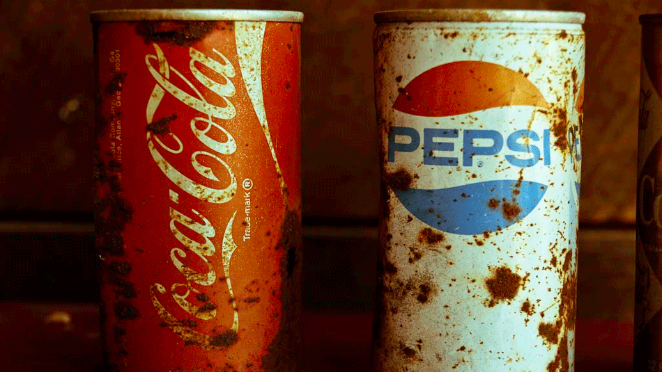 پپسی و کوکاکولا